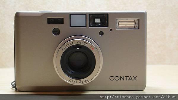 Contax T3 銀機