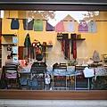 社區旁的編織店