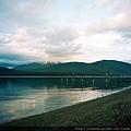 第阿諾湖  清晨