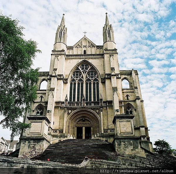 但尼丁  教堂