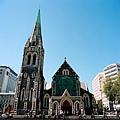 基督城  教堂