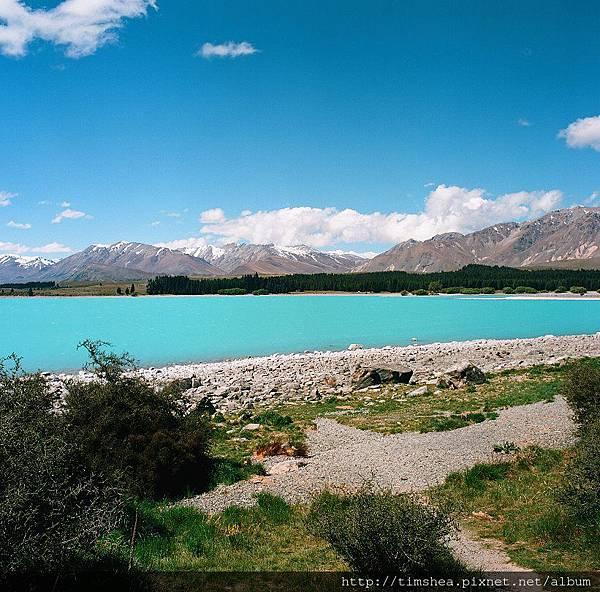Tikapo湖