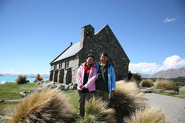 Tekapo 湖 牧羊人教堂