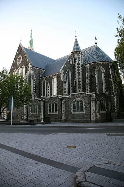 基督城  大教堂