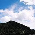 太平山  白雲
