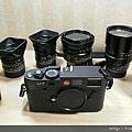 Leica一機六鏡