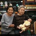 奶奶與姑姑