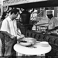 布爾津  烤肉攤