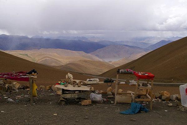 加烏拉山口