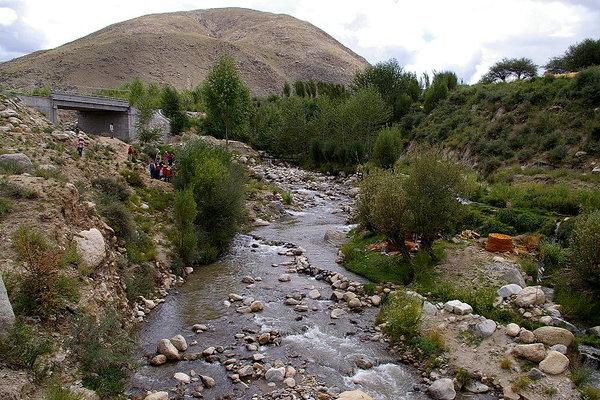 製香的河流
