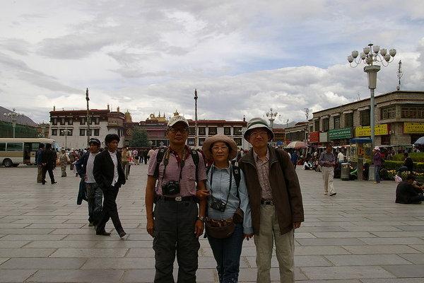 大昭寺 廣場