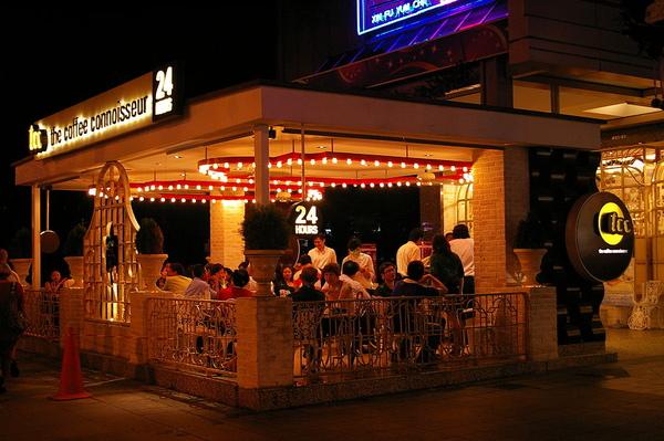 烏節路  咖啡店