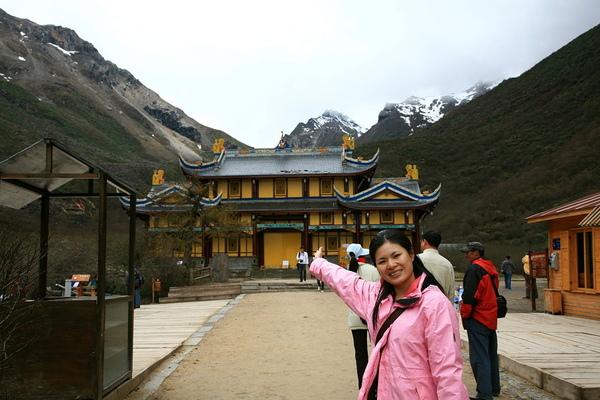 黃龍  古寺