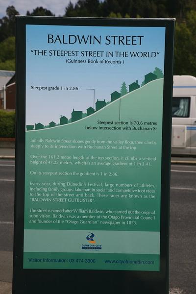 包溫街  全世界最陡的街