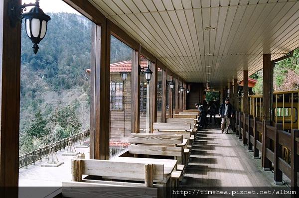 太平山  雲海咖啡廳