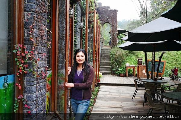 綠葉方舟 餐廳外牆
