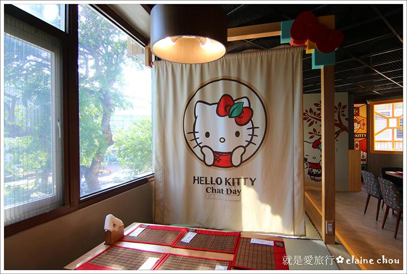 HELLO KITTY 呷茶01.JPG