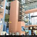 關西機場內部