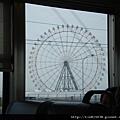 大阪著名的摩天輪
