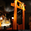 小型的稻荷神社