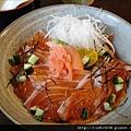 鮭魚親子丼