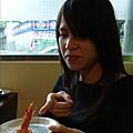 烏龍麵裡的蝦子