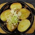 鐵板奶油馬鈴薯