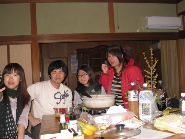 過年吃火鍋