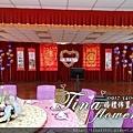 平鎮農會婚禮佈置 (3)