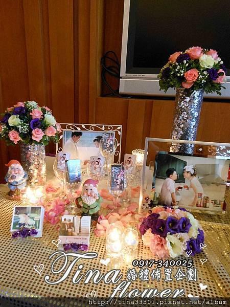 南方莊園婚禮佈置