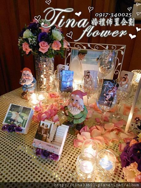 南方莊園婚禮佈置 (4)
