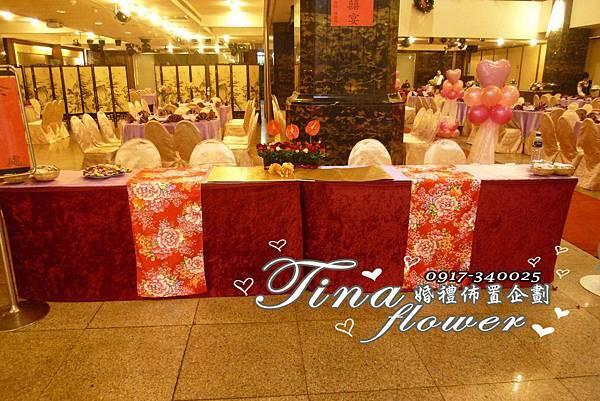 香江婚禮佈置 (12)