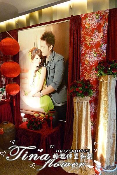 香江婚禮佈置 (2)