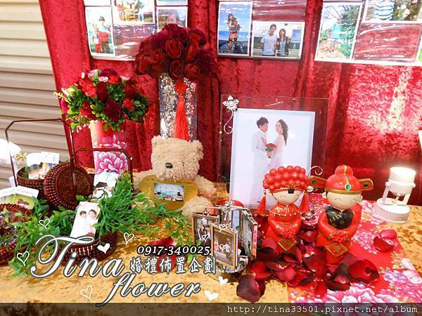 新陶芳餐廳婚禮佈置 (4)