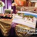 茂園和漢美食館婚禮佈置 (3)
