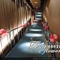 茂園和漢美食館婚禮佈置 (9)