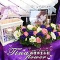 中壢~新陶芳餐廳婚禮佈置 (4)