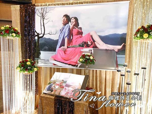 香江時尚廳婚禮佈置 (1)