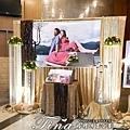 香江時尚廳婚禮佈置 (2)