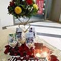 香江時尚廳婚禮佈置 (5)