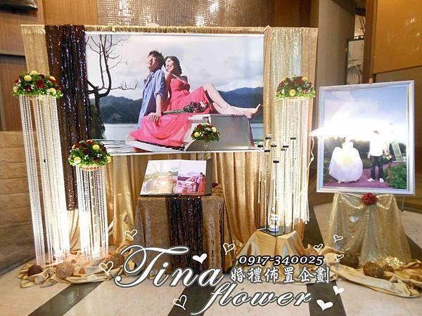 香江時尚廳婚禮佈置 (11)
