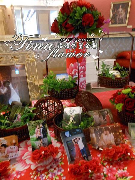 茂源和漢美食館婚禮佈置 (14)