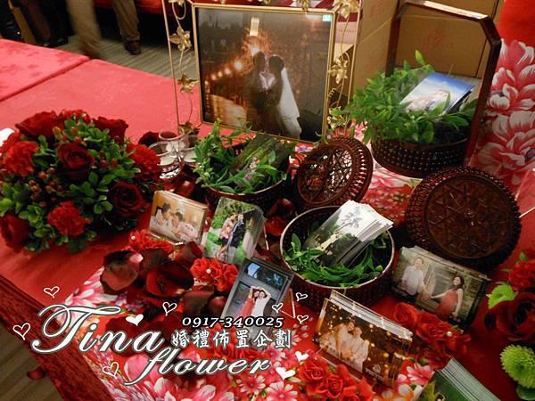 茂源和漢美食館婚禮佈置 (3)