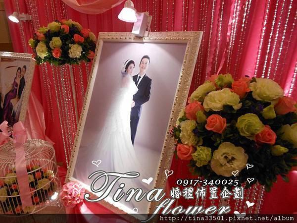 觀音大船餐廳婚禮佈置 (14)
