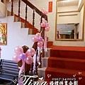觀音大船餐廳婚禮佈置 (1)