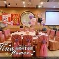 觀音大船餐廳婚禮佈置 (2)