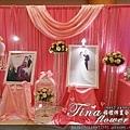觀音大船餐廳婚禮佈置 (5)