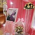 觀音大船餐廳婚禮佈置 (6)