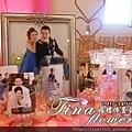 觀音大船餐廳婚禮佈置 (9)