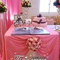 觀音大船餐廳婚禮佈置 (10)
